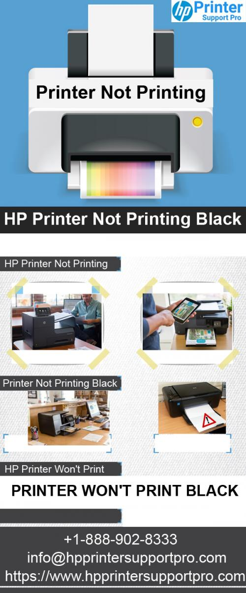 (05apr2019) Learn methods to conquer HP Printer Not printing issue