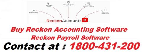 Buy Reckon Accounting Software