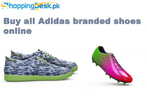 Adidas Shoes Online Shopping in Pakistan