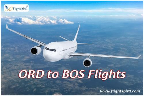 Cheap Flights from ORD to BOS