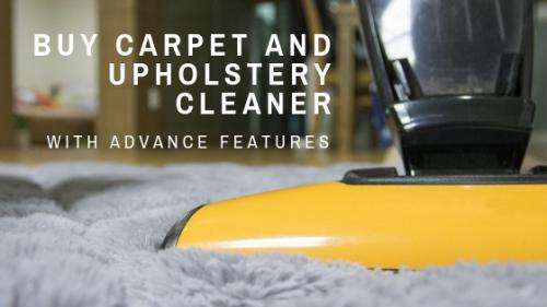 Buy Carpet and Upholstery Cleaner Online