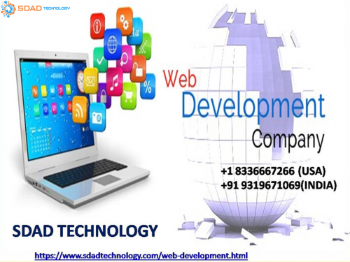 Website Based  Services By Top Web Development Company In Noida