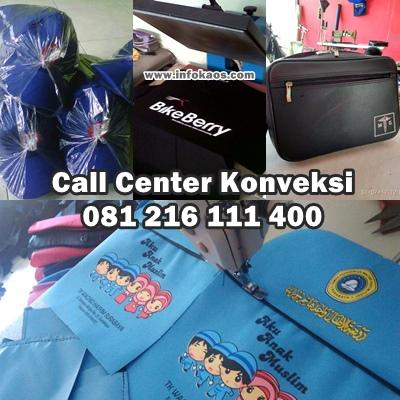 Konveksi Kaos Surabaya Murah, 081216111400