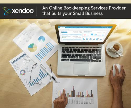 Xendoo - An Online Bookkeeping Services Provider that Suits your Small Business