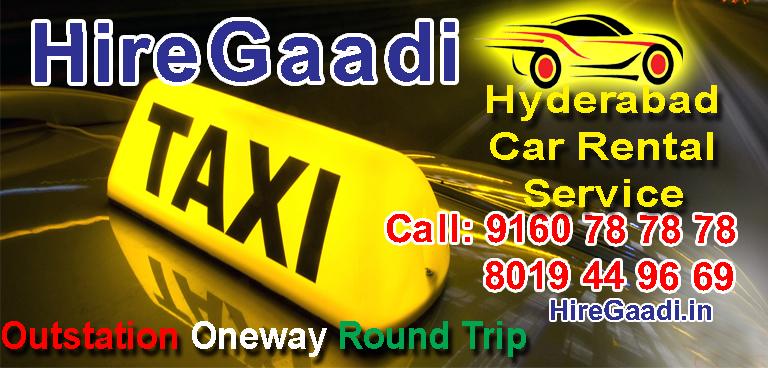 Hyderabad Car Rentals 768x368