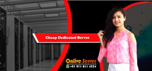 Cheap Dedicated Server Hosting Plans - Onlive Server