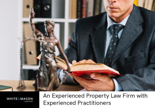White & Mason Lawyers - An Experienced Property Law Firm with Experienced Practitioners