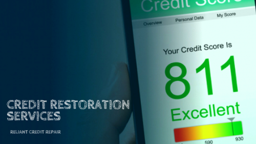 Avail Professional Credit Restoration Services
