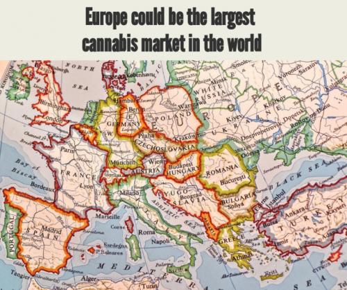 legal cannabis Europe