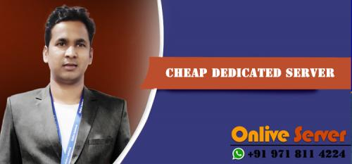 Cheap Dedicated Server Hosting Solutions - Onlive Server