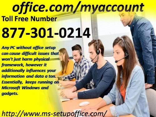 Easy step to install Office Setup With office.com/myaccount