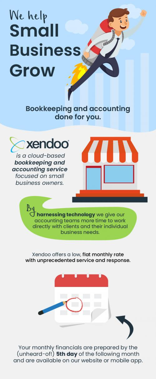 Xendoo - An Online Accounting & Bookkeeping Service Provider