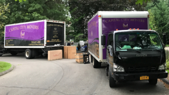 Capital City Movers NYC - NYC Movers 550x309 PNG