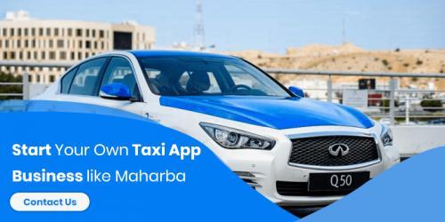 Start Your Taxi App Business like Maharba