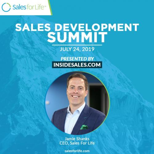 An Online Summit for Leaders and Reps Who Want To Outperform Their Peers and Crush Their Quota