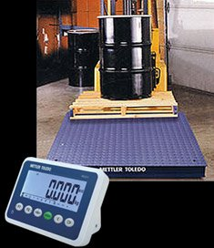 TPS Pallet Jack Scales | Lian Seng Weighing Scale Co.