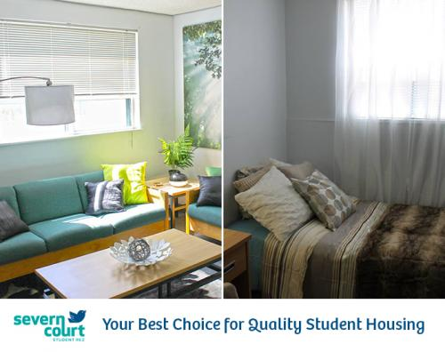 Severn Court Student Residence Your Best Choice for Quality Student Housing