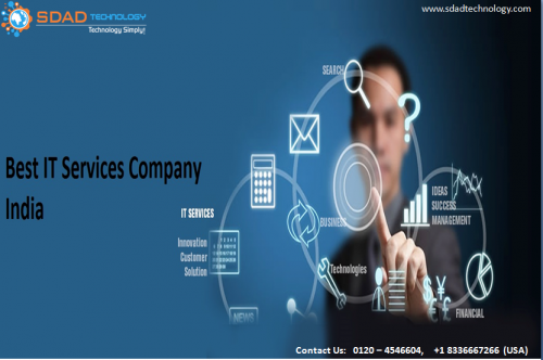 Top IT Services Company in India – SDAD Technology