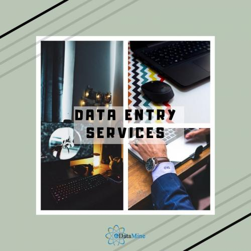 Data Entry Services and Outsource Data Processing Services