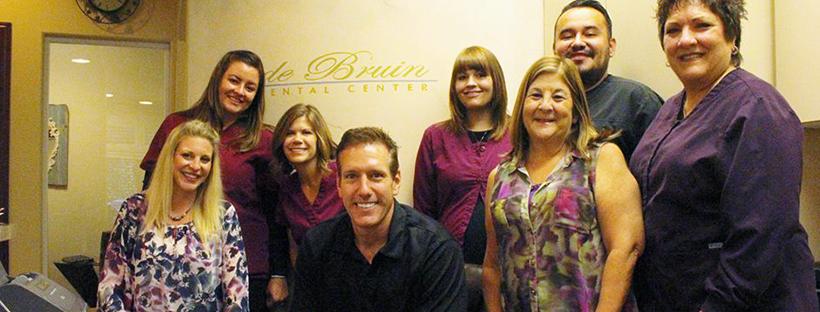 de Bruin Dental Center cover