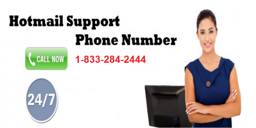 Hotmail Service Phone 1-833-284-2444 Number USA
