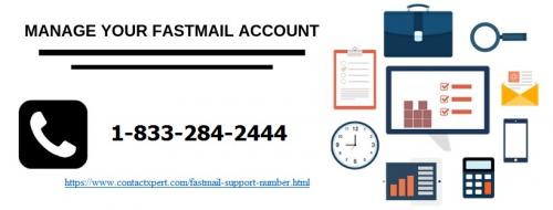 Fastmail Support 1833-284-2444 Number USA