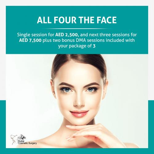 All Four The Face Offers