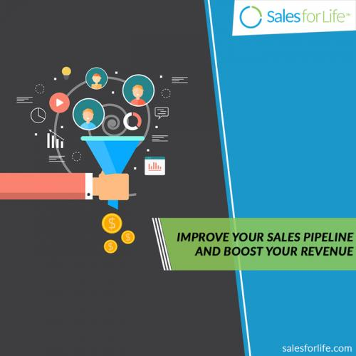 Improve Your Sales Pipeline and Boost Your Revenue