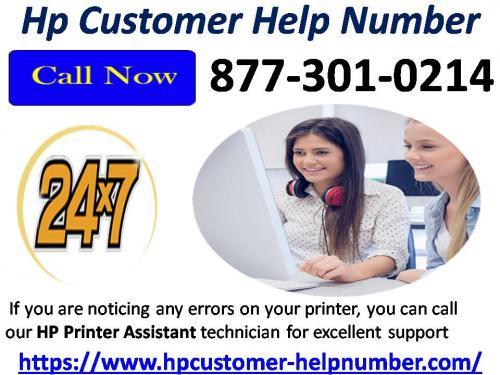 HP Customer Help Number