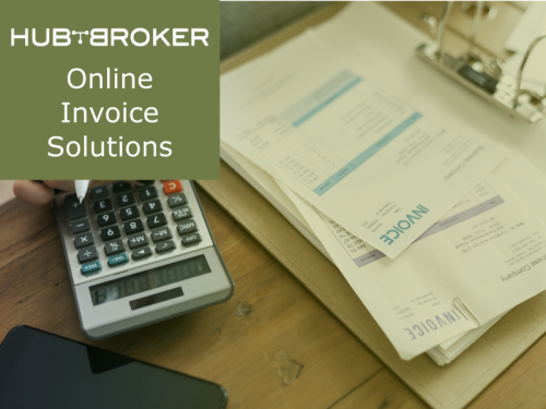 Invoice solutions processing