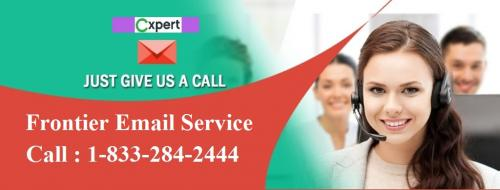Frontier Email Service 1-833-284-2444 USA