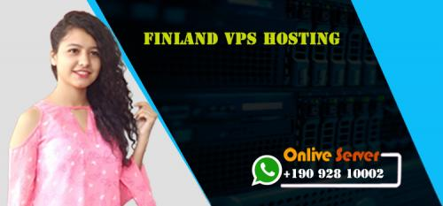 Finland VPS Server Hosting Plans - Onlive Server