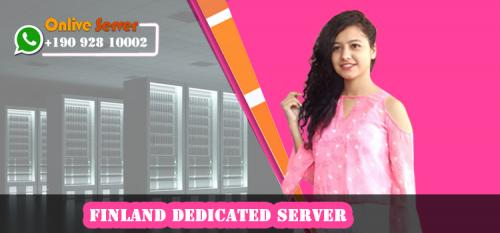 Finland Dedicated Server Hosting Plans  - Onlive Server