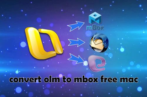 Convert mails smoothly with OLM Converter Pro