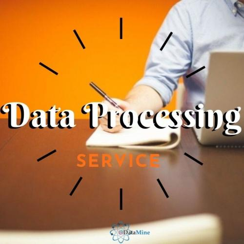 Best Outsource Data Processing Services and Digital Image Processing Services