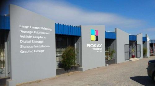 Bokay Signage - Vehicle Graphics & Digital Printing Group