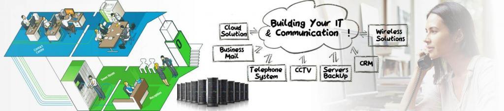 IT Telecom Solution Provider Dubai