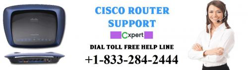 Cisco Router Phone Number (+1)-833(284)-2444 USA