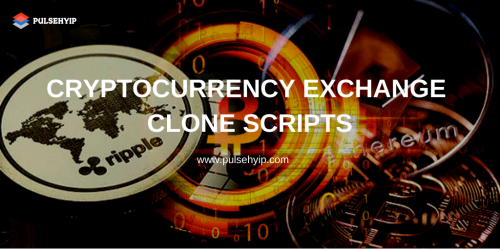 CRYPTOCURRENCY EXCHANGE CLONE SCRIPTS