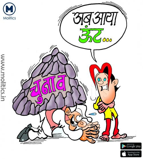 Assembly Election 2019_Funny Political Cartoon