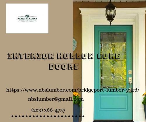 Interior Hollow Core Doors