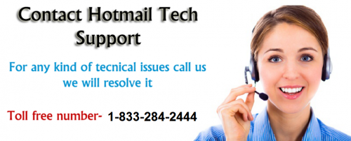 Hotmail Service Number 1-833-284-2444 USA Email Support USA