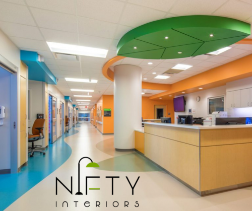 How hospital interior design helps the patient to recover rapidly?