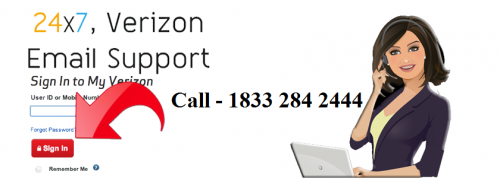 Verizon Email Support Number 1-833-284-2444 USA