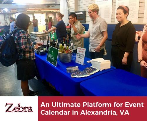 The Zebra – An Ultimate Platform for Event Calendar in Alexandria, VA