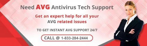 AVG Antivirus Service 1833-284-2444 Number USA