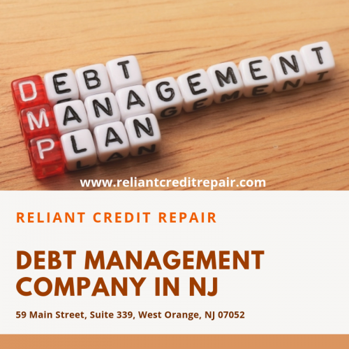 Get Your Debt Management Plan With Us | Reliant Credit Repair