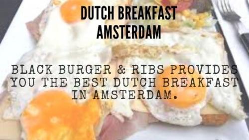 Dutch Breakfast Amsterdam