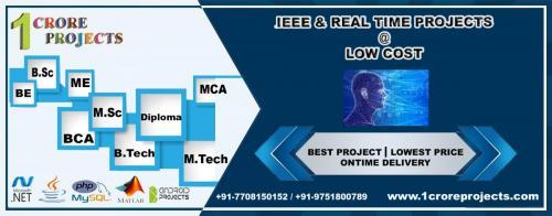 IEEE dotnet projects chennai