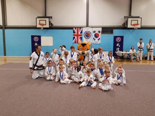 Karate classes near me for kids
